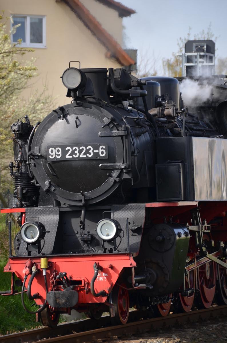 """Die Eisenbahn """"Molli"""""""